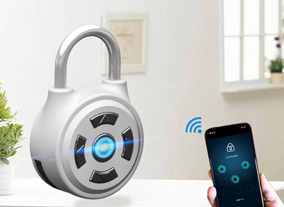 SmartWireless Bluetooth Padlock with smartphone app M1