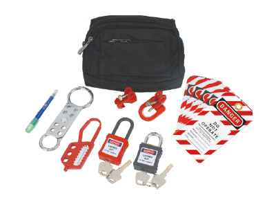 Safety Lockout Combination Bag