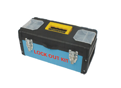 Safety Lockout Portable Box