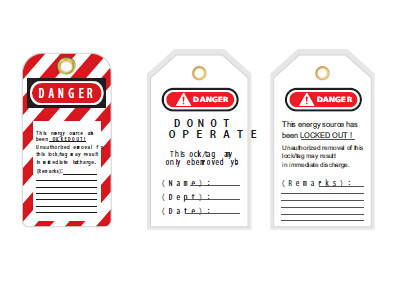 Customization Lockout Tagout