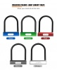 Smart Waterproof Wireless Bluetooth Padlock With Smartphone App